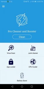 Cleaner and Battery Saver 2019