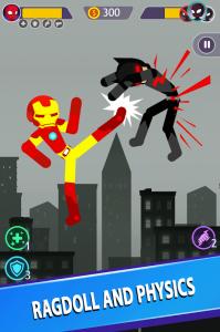 Stickman Battle: Super Shadow