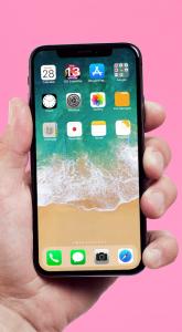 iPhone X Launcher iOS 13