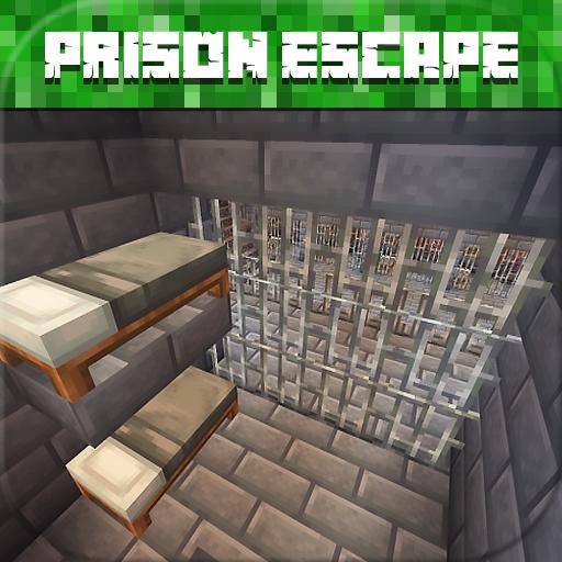 Prison Escape Map for Minecraft PE