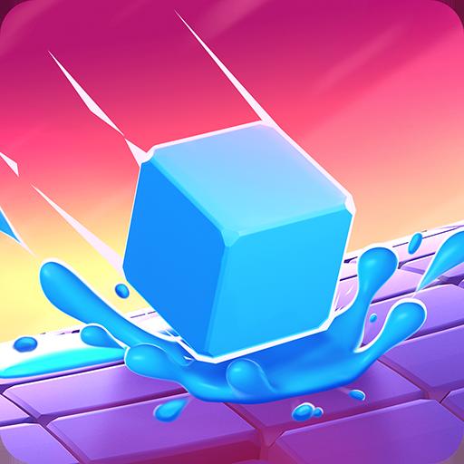 Splashy Cube
