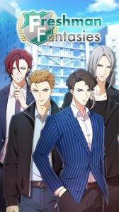 Freshman Fantasies: Romance Otome Game