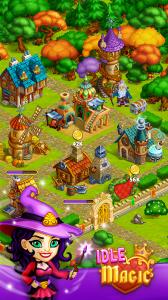 Idle Magic city