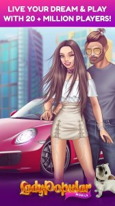 Lady Popular: Fashion Arena
