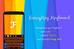 FancyKey - Русская клавиатура