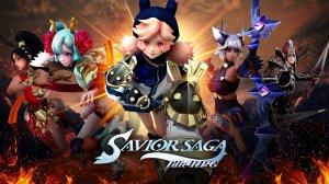 Savior Saga : Idle RPG