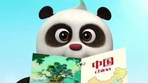 Приключения панды в лесу