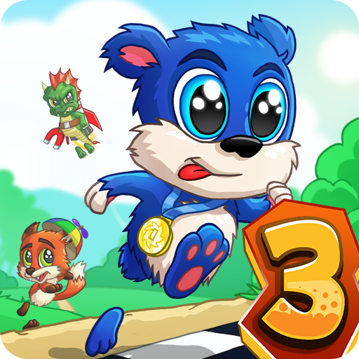 Fun Run 3: Arena - Бег Игры