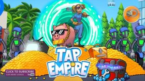 Tap Empire: Idle Clicker