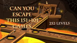 Can You Escape this 151+101 Games