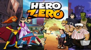 Hero Zero Multiplayer RPG