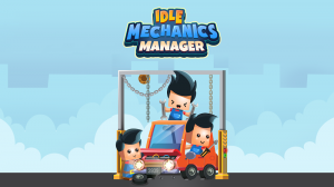 Idle Mechanics Manager