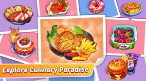 Crazy Cooking: Craze Restaurant Chef Cooking Games