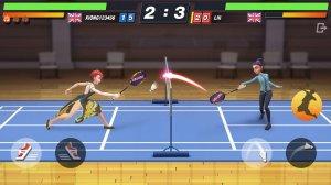 Badminton Blitz